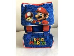 Školní batoh SUPER MARIO