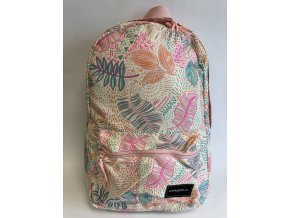O'Neill batoh světlý s barevnými kvítky