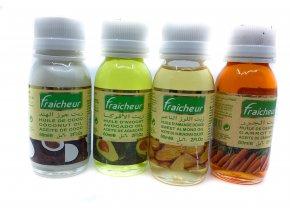Antioxidační tělový olej 60ml, různé druhy