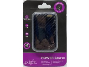 Powerbanka Pulsar Powersource 6000 mAh (Duhová Tyrkysová)