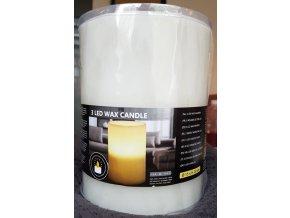 LED svíčka - 3 ledové svíčky