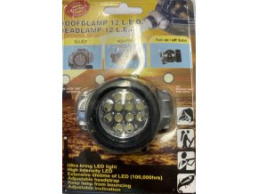 9686 multifunkcni led celovka s 12led