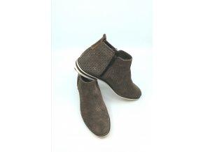Dámská kotníková obuv (Velikost 40)