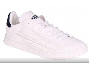 Volnočasová dámská obuv - bílá