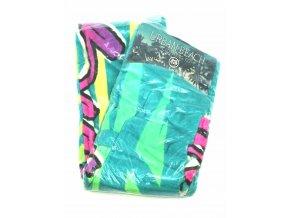Sportovní ručník zelený Urban beach