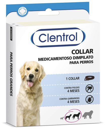 Bob Martin CLENTROL- psí obojek proti klíšťatům a blechám