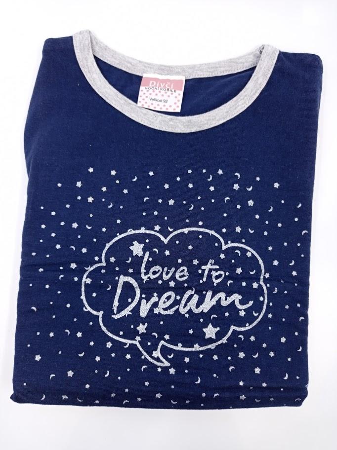 Dívčí noční košile *Velikosti textil: 92