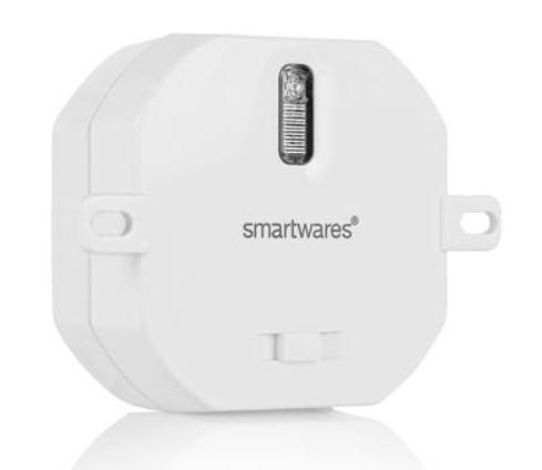 Smartwares 10.037.23 Integrovaný vypínač a stmívač až do 200 W