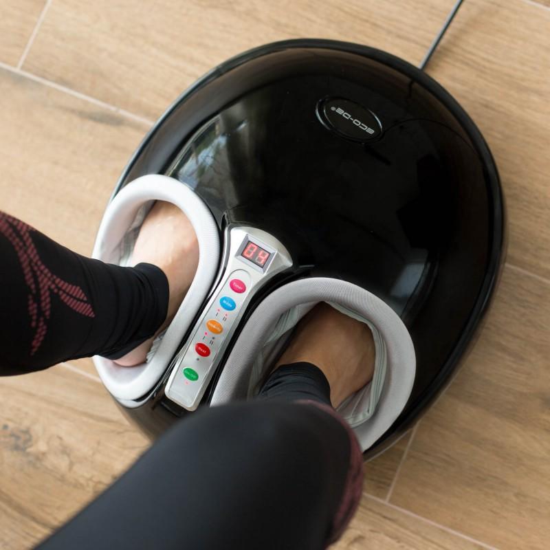 Eco-de Masážní přístroj na nohy ECO-4012