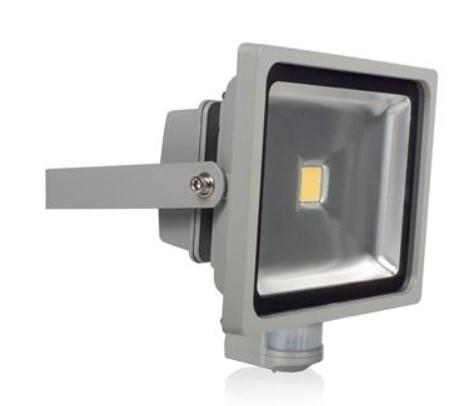 Smartwares 10.051.71 LED bezpečnostní světlo se senzorem XQ1224