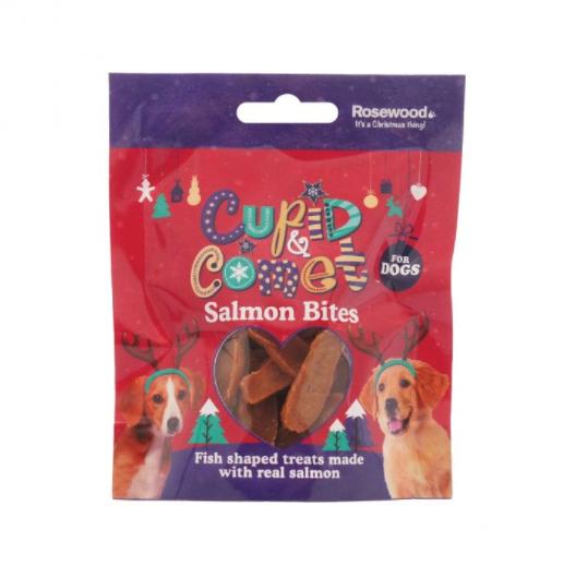 Rosewood Masové kousky pro psy, 40g druh: Lososové