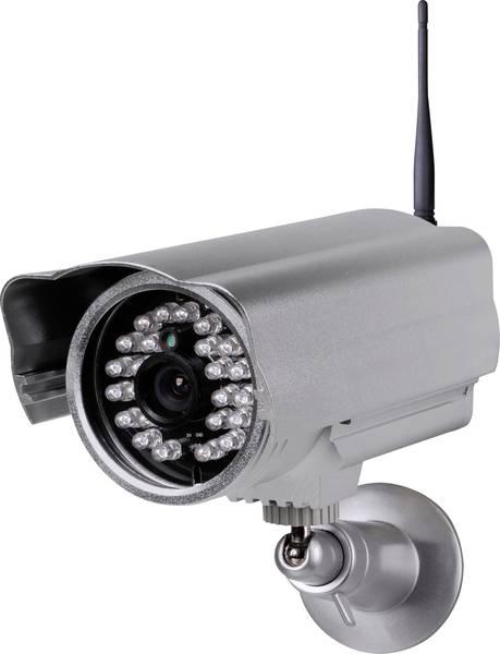 SMARTWARES C903IP.2 SW Wi-Fi IP bezpečnostní kamera 640 x 480 pix