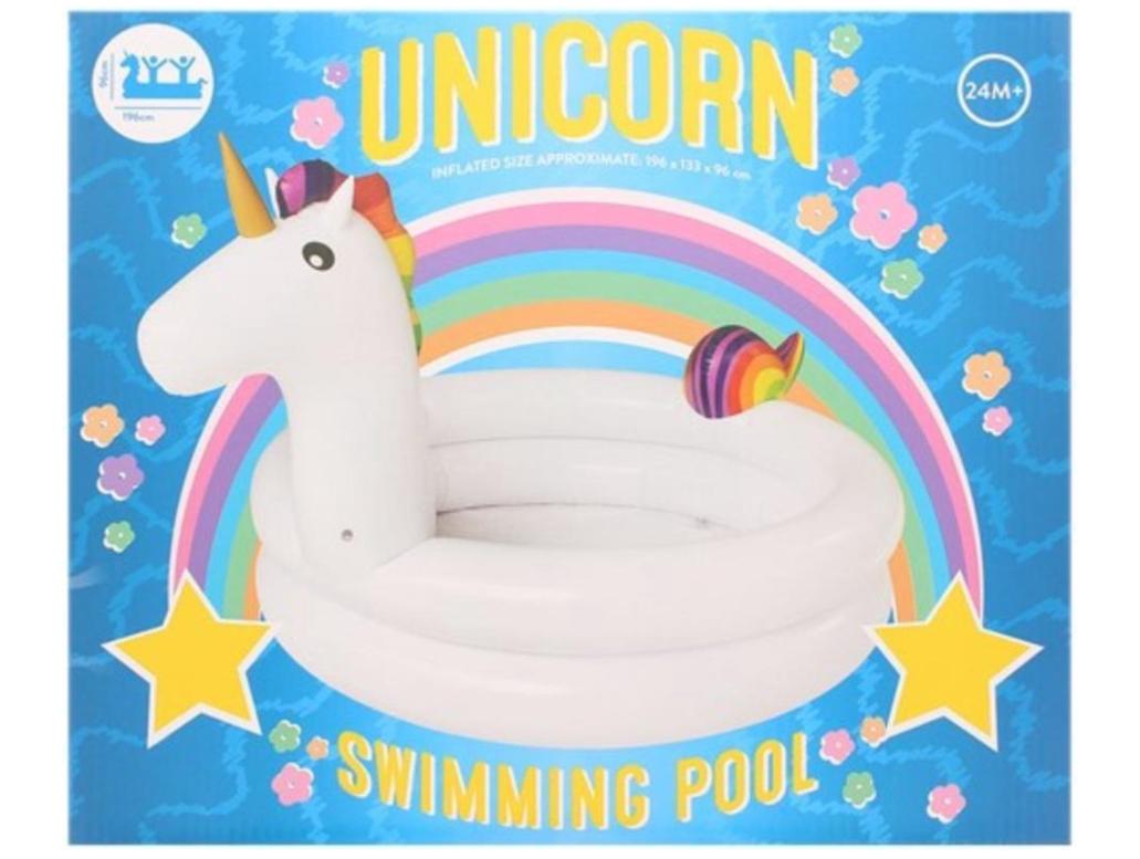Dětský nafukovací bazén druh: Jednorožec