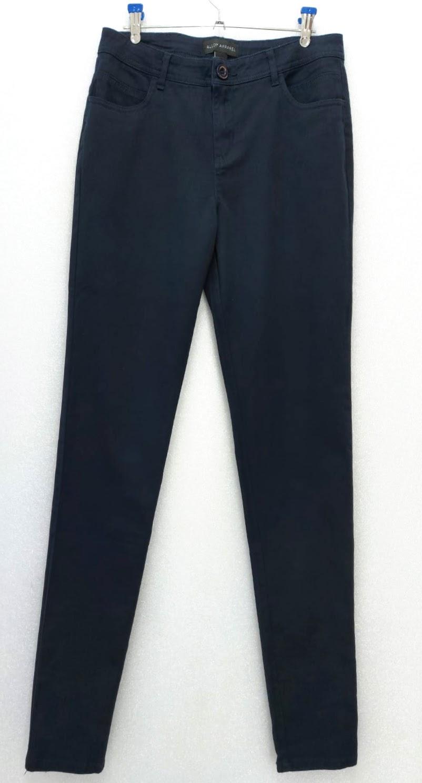 Alloy Apparel Dámské plátěné kalhoty, tmavě modré *Velikosti textil: 7x37