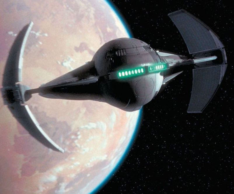 Revell model vesmírné lodě Star Wars 100 mm druh: 03612 –Sith Infiltrator