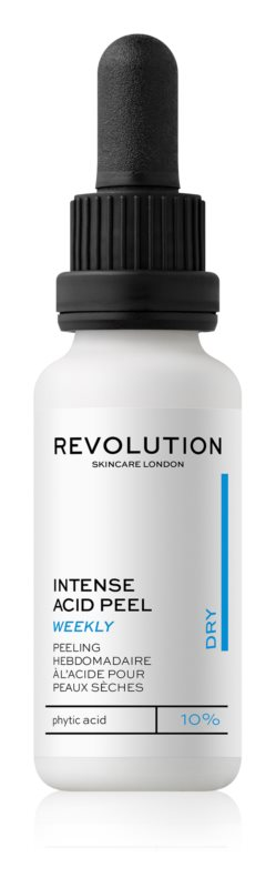 Revolution Skincare Peeling Solution 30 ml, Sensitive pro suchou pleť