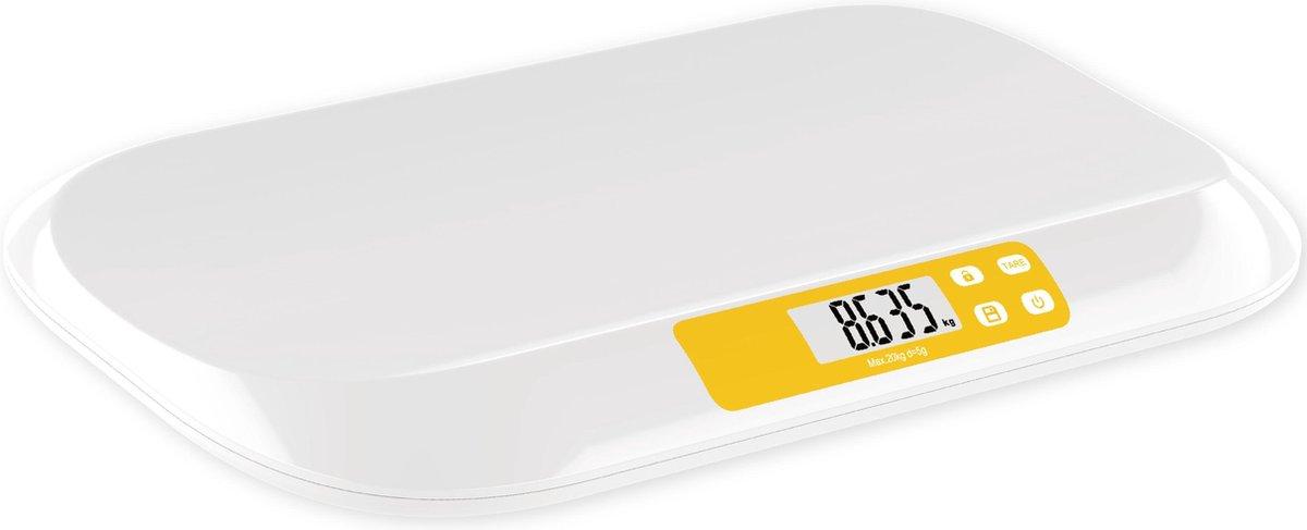 MOA Digitální dětská váha BS36, do 20kg