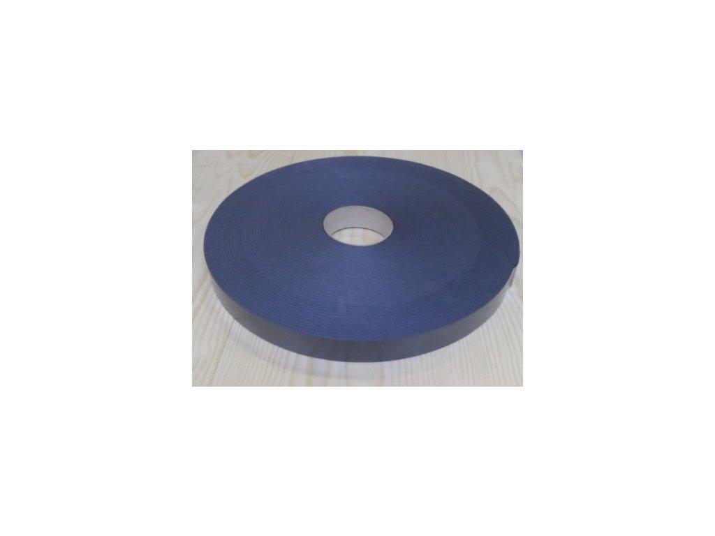 Spodní těsnící mikropryž,šíře 30mm,šedá