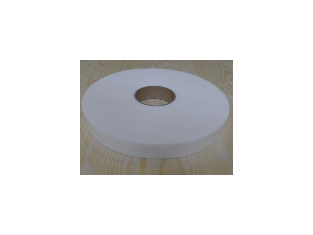 Spodní těsnící mikropryž,šíře 50mm,bílá