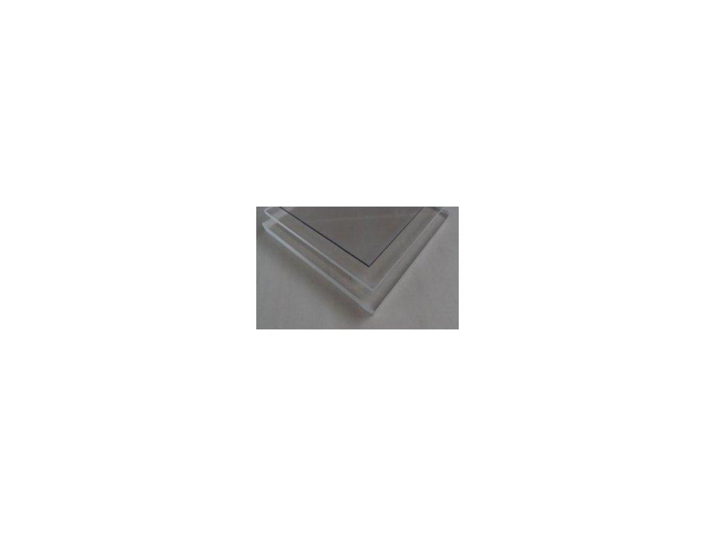 4x2100x6000,plný polykarbonát Palsun čirý s UV