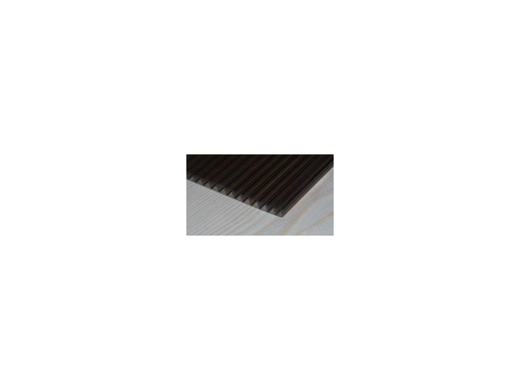 Makrolon,10x1050x5000mm,bronz,2/10