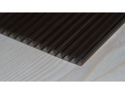 Makrolon,10x2100x6000mm,bronz