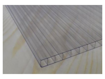 Makrolon,6x2100x7000mm,čirá