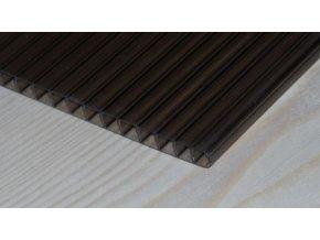 Makrolon,10x1050x4000mm,bronz,2/10