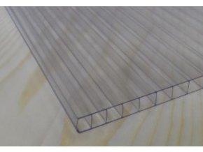 Makrolon,10x2100x2000mm,čirá-profi