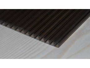 Makrolon,8x2100x7000mm,bronz