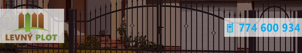 Levný plot