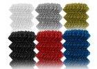 Pletivo pozinkované a poplastované Zn+PVC  barevné 1,8/3,0/barevné/oko 50x50/ bežné metry bez zapleteného napínacího drátu (barva: modrá, výška: 1750 mm)