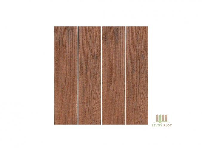 Dřevoplast WPC 70x17xdélka dle výběru thailand teak