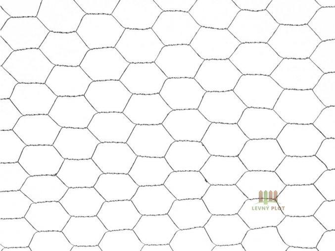 Chovatelské šestihranné pletivo Zn 25/1000 - 50m