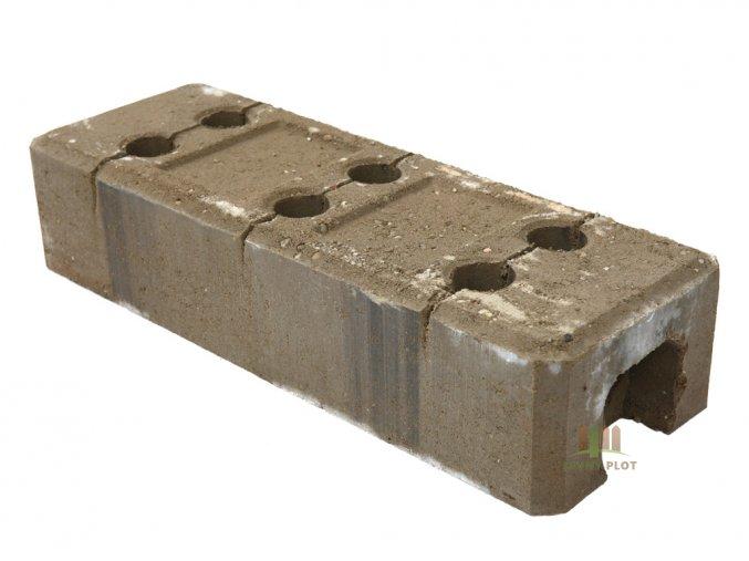Mobilní - podstavec betonový s otvory