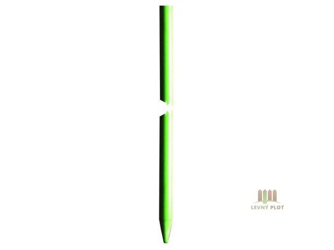 Sklovláknová tyč k rajčatům, délka 1,8 m, O 7,9 mm