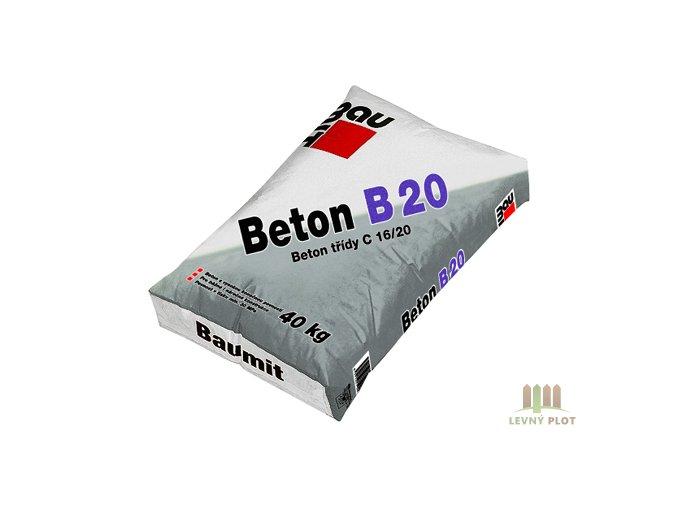 beton b20