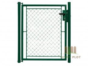 branka IDEAL Zn+PVC zelena