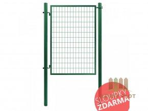 Branka ECONOMY šířka 1078 mm, výška dle výběru, oko, barva zelená