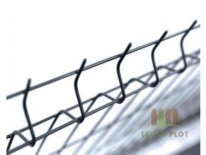 Pilofor Classic Fe - bez povrchové úpravy, oko 50x200/5 mm (Výška v mm: 2030)