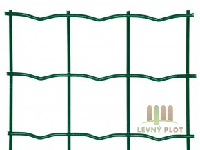 Pilonet Super Strong Zn+PVC 50x50/3,5mm/20 m zelené (výška: 2000 mm)