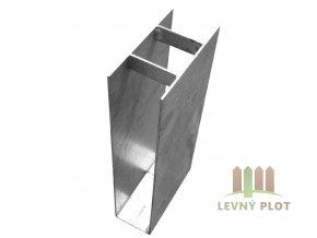 Stabilizační držák podhrabové desky průběžný v. 300 mm