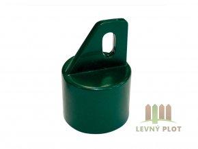 Koncovka na rozpěru Al+PVC 38 mm