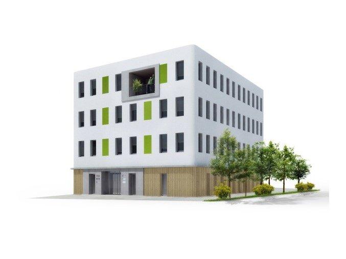Administrativní budovy