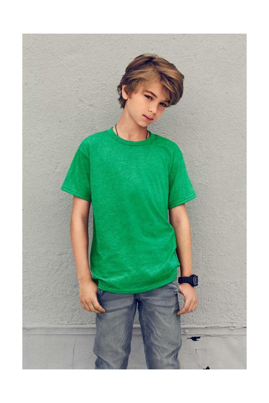 Dětské tričko s krátkým rukávem Basic