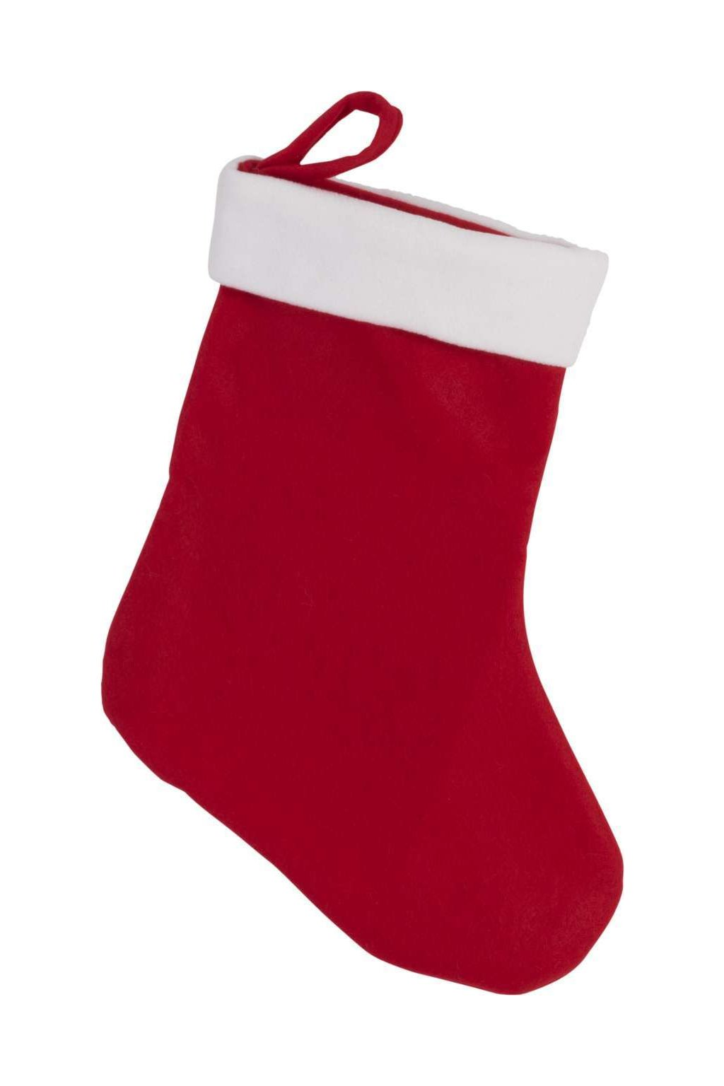 Vánoční punčocha Santa Claus