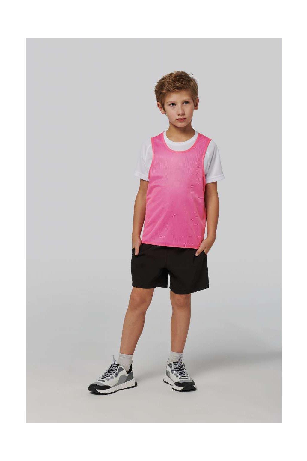 Dětský rozlišovací dres MULTISPORT BIB