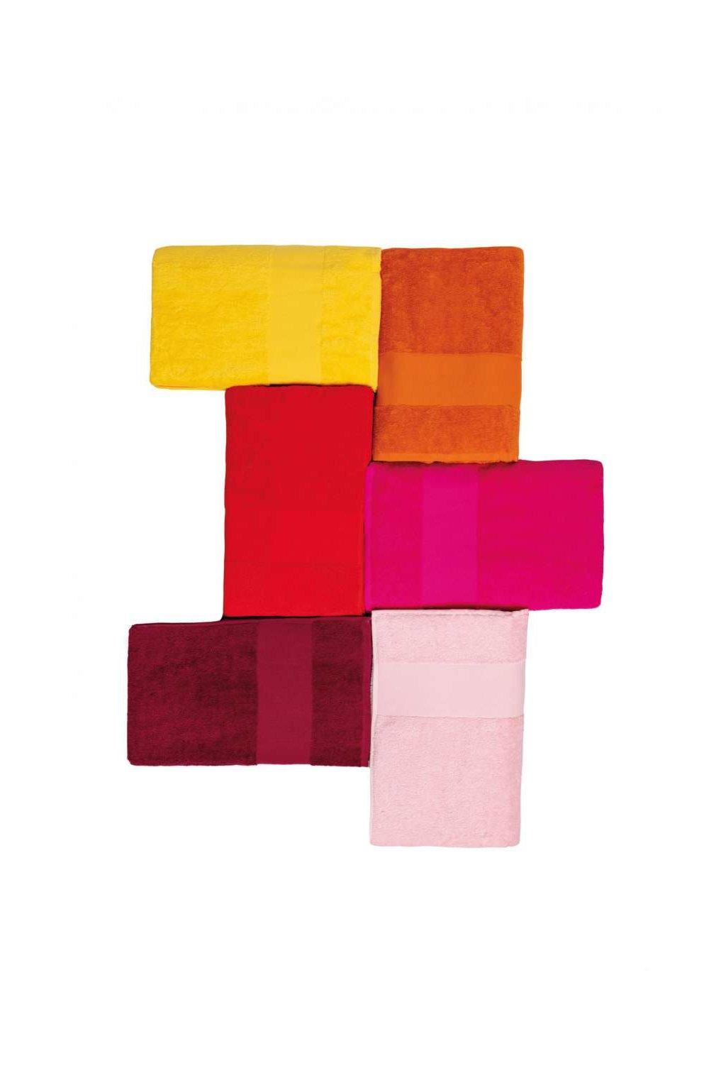 Unisex plážový ručník Kariban