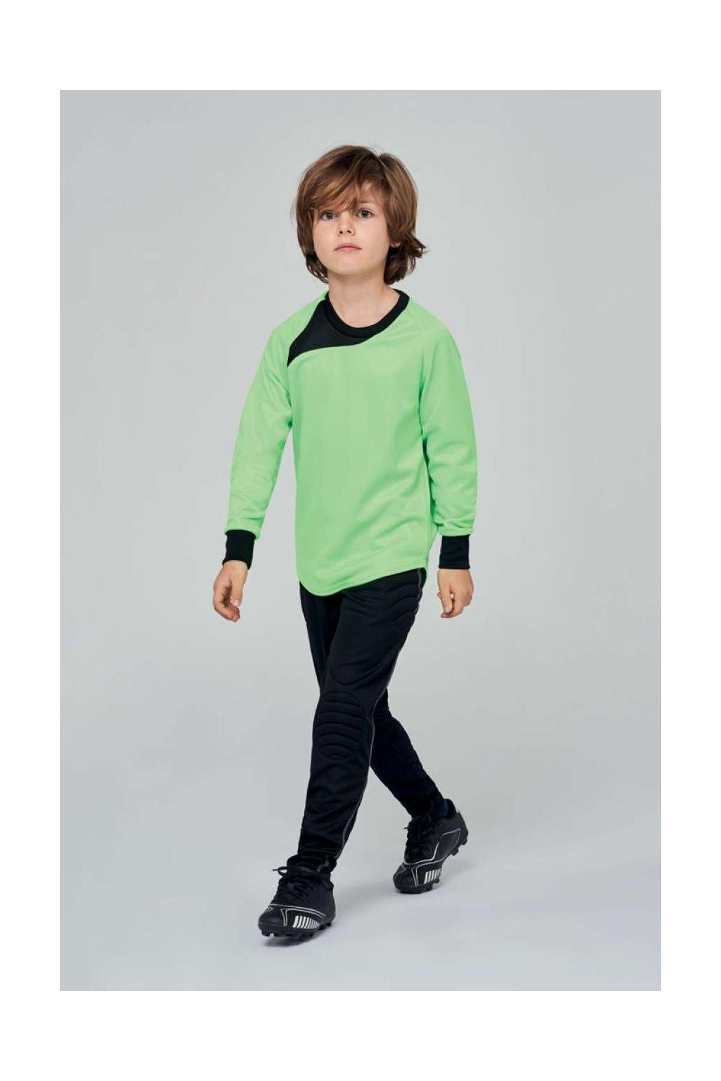 Dětské brankářské fotbalové kalhoty ProAct