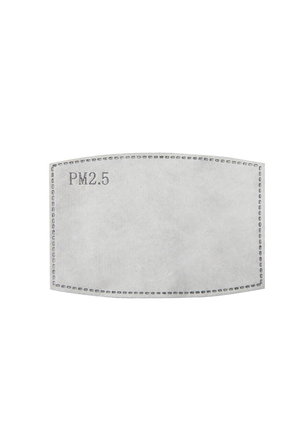 10 ks aktivní karbonový filtr PM2.5 pro roušku Premier